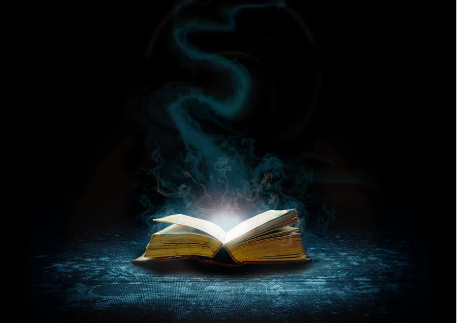 the magic book online