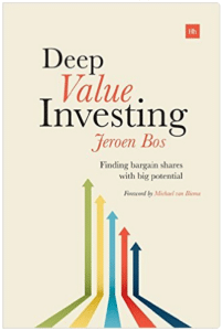 Jeroen Bos also has a book out in which he details his selection process. Investors who are curious to see how he runs through the stock selection process should really consider picking up a copy. Click the book image.