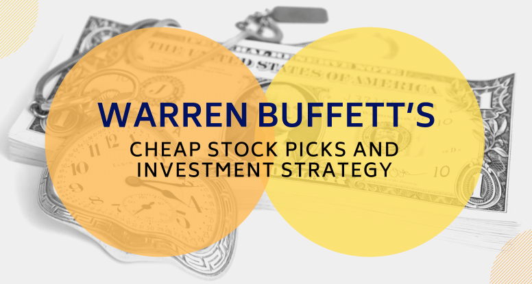 warren buffett cheap stock picks