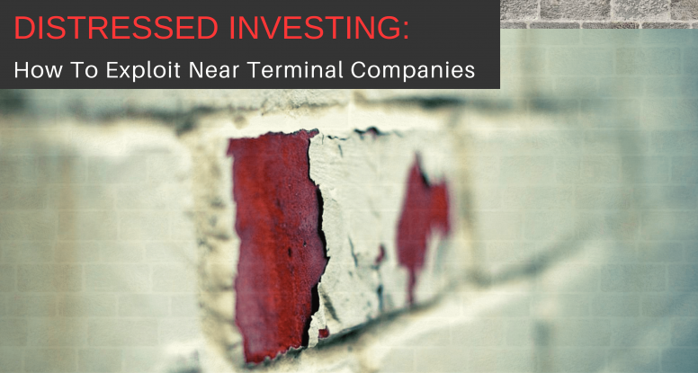 Distressed investing