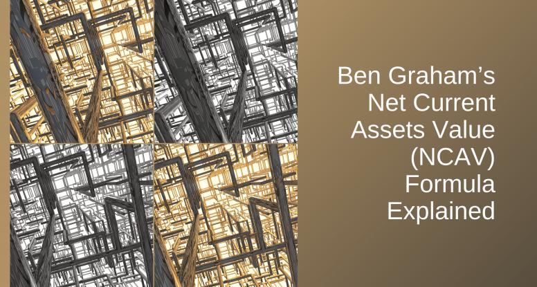net current assets formula