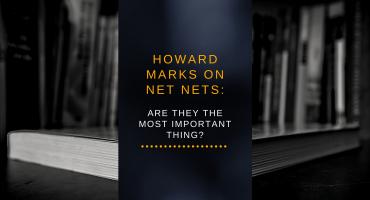 Howard Marks on net nets
