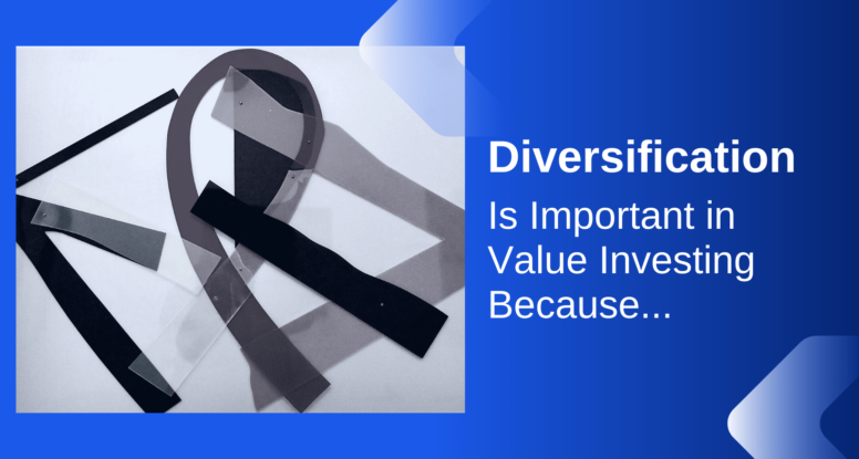 Diversification is important in investing because